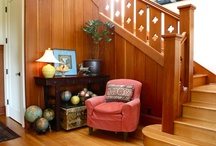 Entryways & Staircases / by Michele Weiland