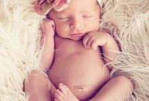 ruby's newborn photos / by Ally Triolo