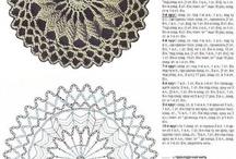 crochet patterns / horgolás minták