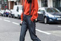 STYLE INSPIRATION | MODERN/MINIMAL / Style inspiration of modern and minimalist dressing.