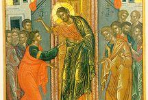 incredulità di Tommaso / Apparizione di Cristo Risorto