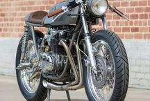 Cafe Racers / Modified Bikes