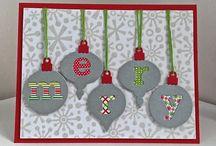 Inspiration - Christmas Cards