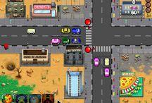 jocuri cu masini la semafor