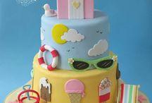 all theme cake