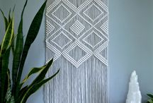 Macrame and Looms