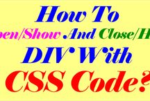 HTML-CSS-PHP-JavaScript Codes / by EXEIdeas