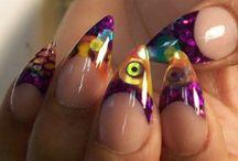 Fashion Nails, OooO you Fancy Huh? / by Mia Trejo