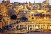 Malta / I spent 6 months in Malta, principally in Valletta, inhaling stone dust and history.