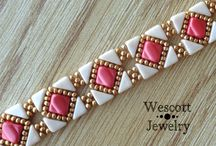 Silky Bead designs