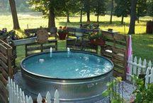 tank pools