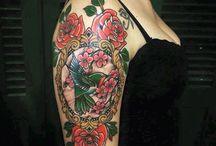 Tattoo / Inspirações para futuras tattoos