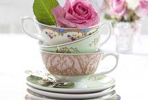 Afternoon tea / by Stephanie Street
