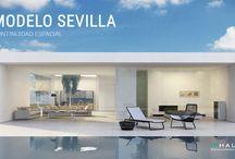 Casa modular Modelo Sevilla