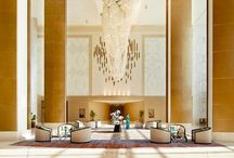 Fairmont Hotel - Baku / Project: Fairmont Hotel Category: Hospitality Year: 2012 Location: Baku Architects: HBA/Hirsh Bedner Associates Project details: Spa by Espa