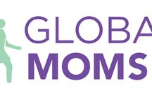 Global Moms Relay / From March 7, International Women's Day to May 11 in honor of Mothers' Day, celebrities and community leaders from around the world will share their personal stories of how a mom has changed their world. Each time you share one of these posts, Johnson & Johnson will donate $1 (per action) to help improve the health and wellbeing of moms and kids worldwide through MAMA, Shot@Life, and Girl Up. For more information, visit www.globalmomsrelay.org. This board is sponsored by Global Moms Relay. / by BabyCenter