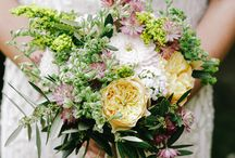Fall wildflower bouquet ideas
