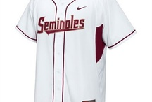FSU Jerseys / by Florida State Seminoles