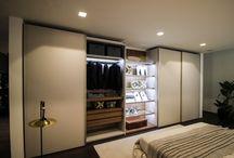 Stunning walk-in closets, wardrobes, bedrooms / Walk-in closet, closet storage solutions, stunning wardrobes, luxurious bedrooms,