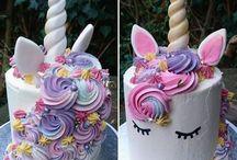 Bolos unicornio