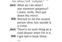 shadowhunter things.