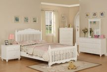 Bedroom Furniture orlando / 5-Pcs Bedroom Set - Price: $857.00 : Imagine a charming white picket fence as an entry to a beautiful country home and the style of This bedroom collection comes to life. Each corner of the head and foot boards contain a simple column-like design giving it the presence of classic style decor. This bed collection comes in both a twin and full sized frame.