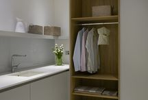 Roundhouse utility rooms / Utility spaces