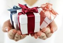 Gifts / Every gift From a friend is a wish for your happiness.
