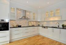 Kjøkken / Kjøkkeninspirasjon nytt hus :)