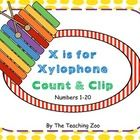 Letter of the Week - X x Activities