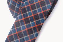 Krawaty wełniane / Nasza kolekcja krawatów wełnianych, wykonanych z najlepszych gatunków wełny.