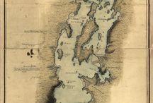 Lake Champlain Maps