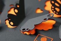 Color Combo: Orange And Black
