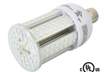 LED Corn Light Bulbs / We supply 100Volt-277Volt LED corn light bulbs from 12W-150W, the base interface have E26/E27, E39 /E40.Widely used in warehouse lighting,graden lighting,street landscape,public square,industrial lighting.