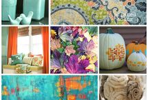November Inspiration / Inspiration pieces for November