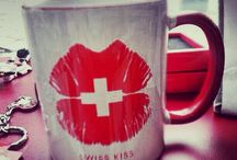 Swiss corner / Swiss products and souvenirs from our shop