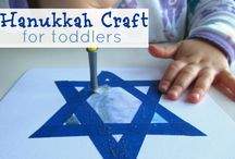 Hanukkah / Fun Hanukkah ideas / by Janice Moneta