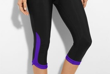 Workout cloths and lounge cloths