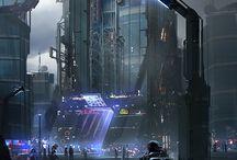 ciencia-ficción localizaciones