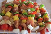 Grill Recipes / by Marsha Patterson