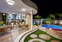 Casas dos sonhos com todos os ambientes