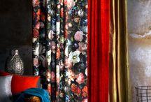 Living room / Curtain ideas,