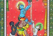 Orissa Patachitra