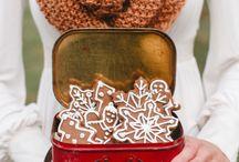 Pečení vánoce