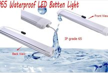 IP65 waterproof LED Batten Light