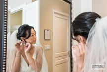 Brides Getting Ready / All the little details that go into a bride transforming into a princess for a day!
