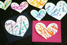 Valentine Cards for Kids / Crafty cards for kids to make and give to their friends on Valentines! / by Marie : Make and Takes