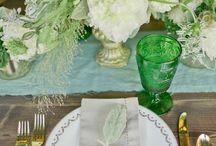 Impressionen Tischdekoration