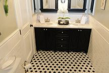 Bathroom remodel / by Ashley Dryer