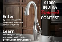 """Pfister Indira Pinterest Contest"" / designs I love / by Jennifer Essad"